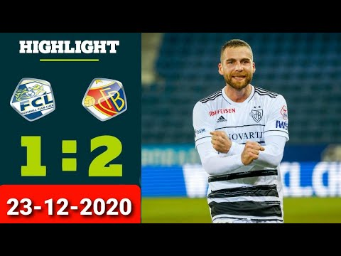 Luzern Basel Goals And Highlights