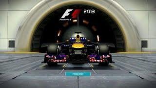 F1 2013 Xbox 360 Gameplay