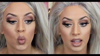 Butter Pecan Makeup Tutorial + Silver Hair Demo!