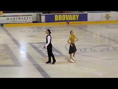 Ulyana Pryadun/Maxim Bondarenko