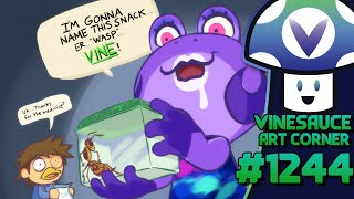[Vinebooru] Vinny - Vinesauce Art Corner #1244