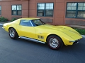 SOLD 1969 Chevrolet Corvette Coupe W/Factory AC for sale by Corvette Mike