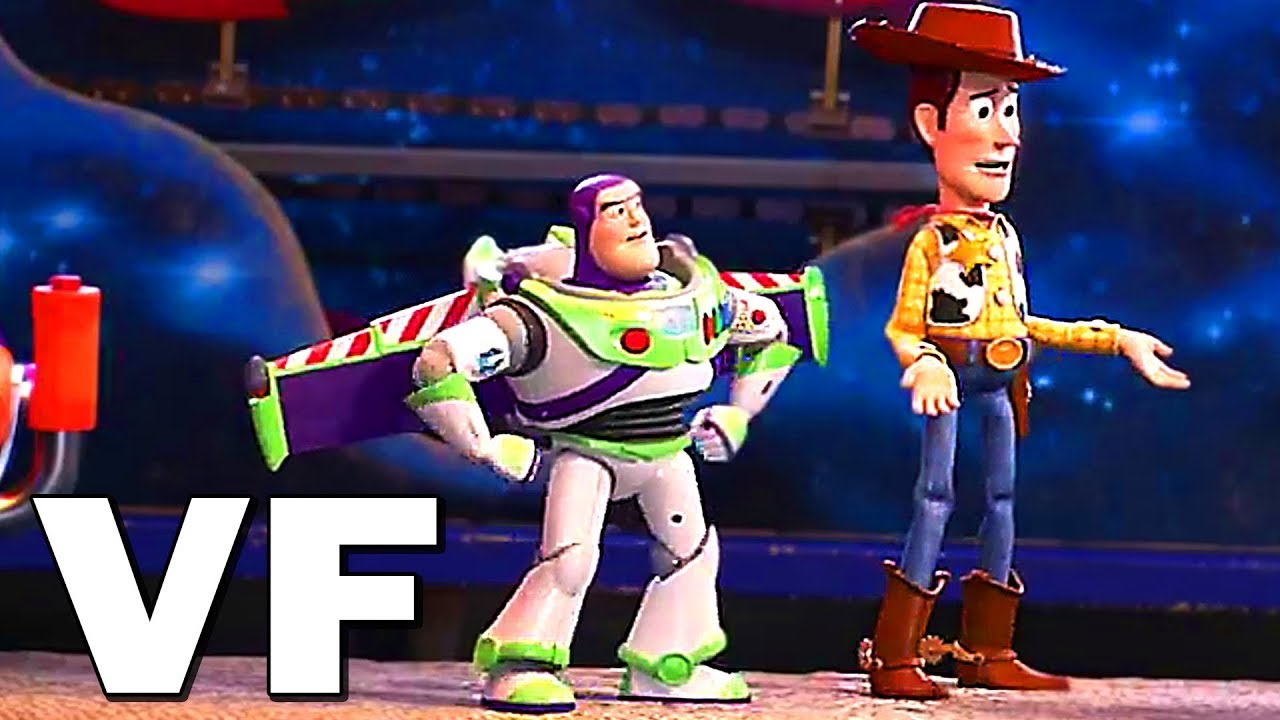 Toy Story 4 Bande Annonce Vf Teaser 2 Animation 2019