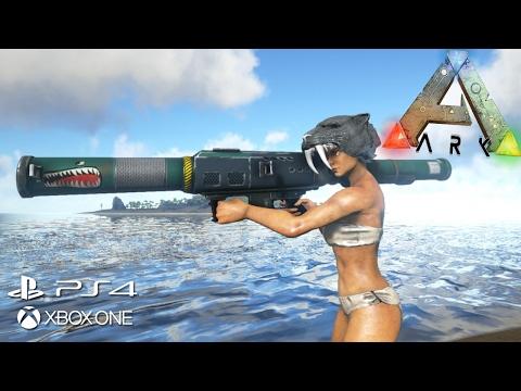 ARK COMANDOS ARMAS Y ROPA PS4/XBOX ONE | ARK SURVIVAL EVOLVED