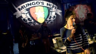 Marina P live on Mungo's sound system at the Dub Camp festival 2015...