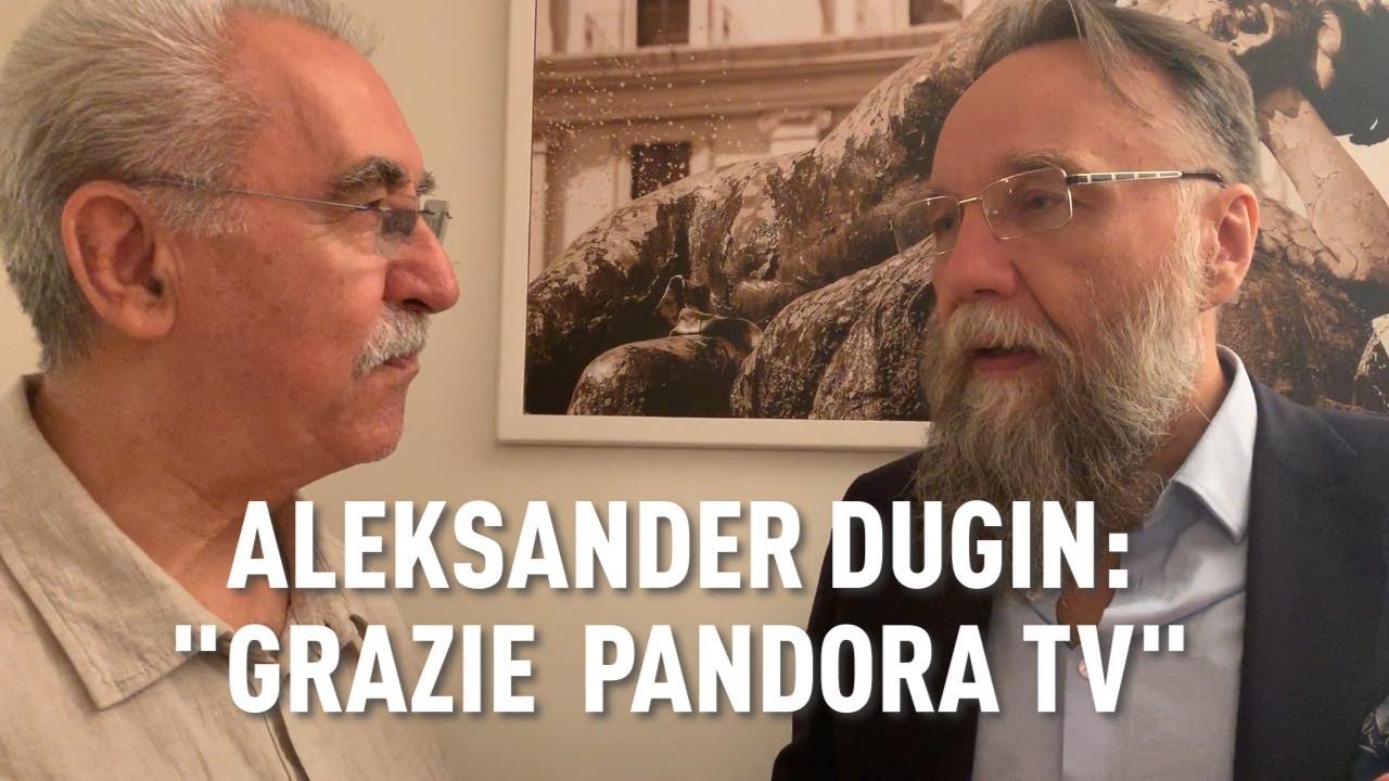 Aleksander Dugin: