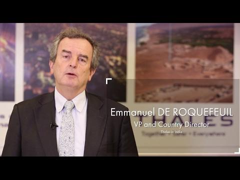 Aero India 2017: Interview with Emmanuel de Roquefeuil