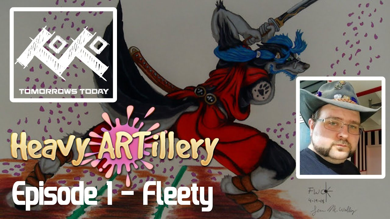 Download FLEETY | Heavy ARTillery: Episode 1