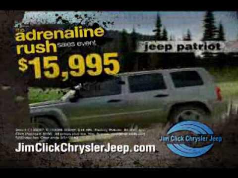 Adrenaline   Jim Click Chrysler Jeep