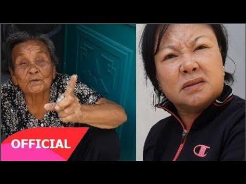 """Cháu ngoại ruột lên tiếng """"vạch trần"""" Sự thật về Cụ bà gần 100 tuổi bị 9 đứa con bỏ rơi bán vé số"""