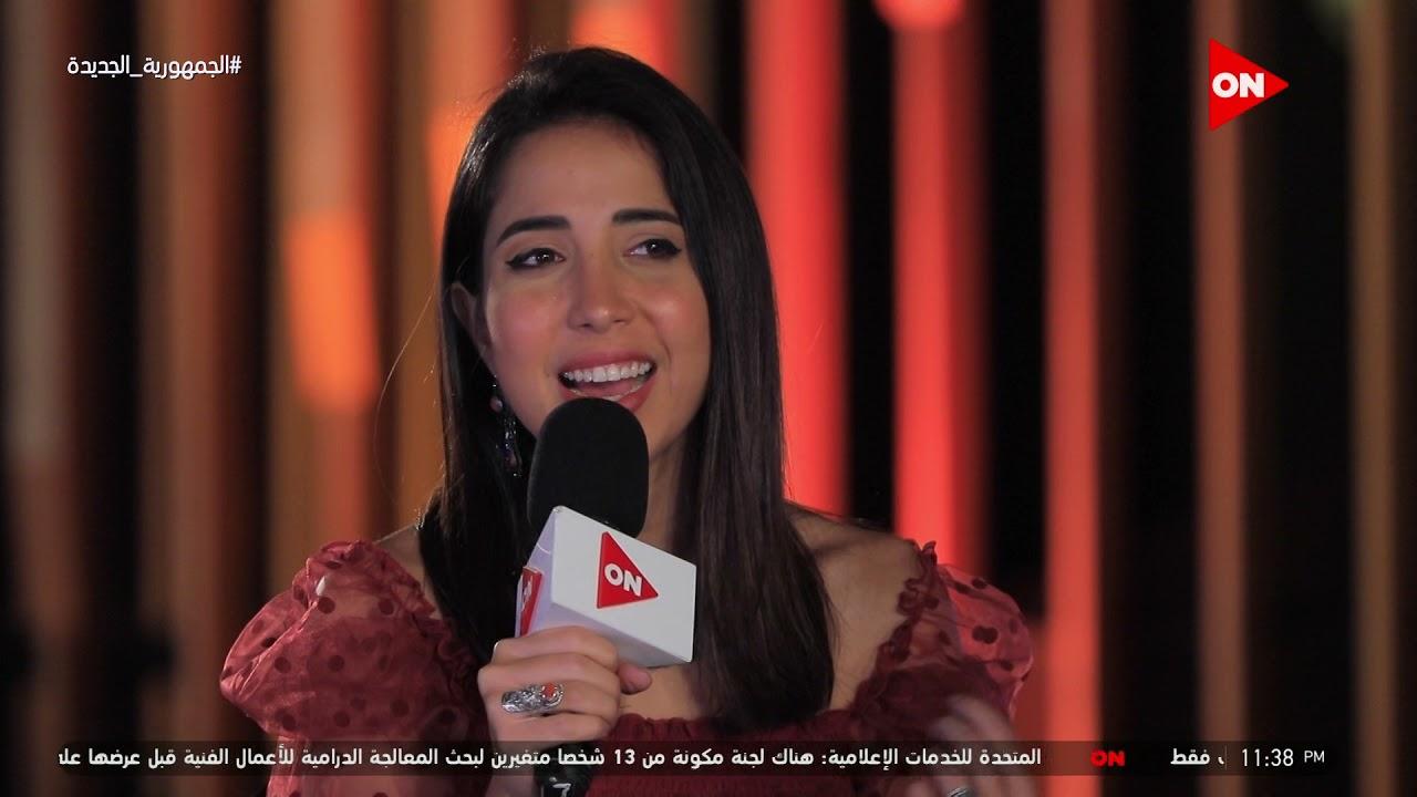 كلمة أخيرة - مي كمال تتألق في الغناء مع لميس الحديدي.. شوف رأي عفاف راضي في الأغنية  - 02:52-2021 / 9 / 20