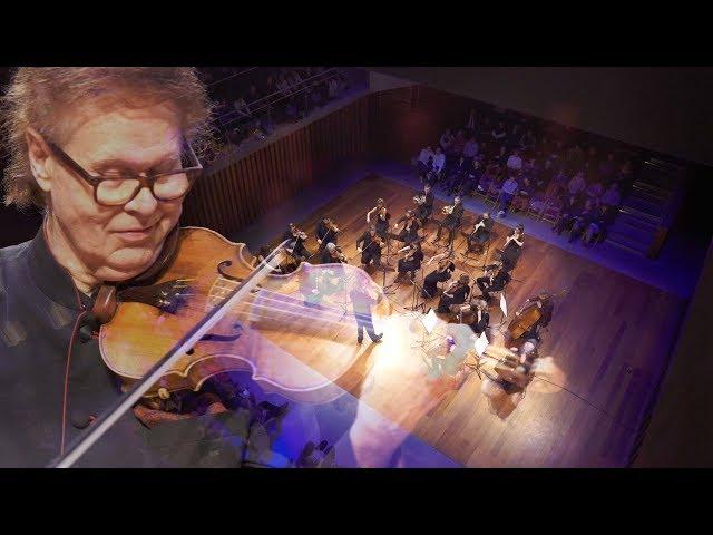 Mozart :Adagio en mi majeur - Augustin Dumay, ORCW - LIVE 4K