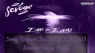 12 21 Savage Pad Lock Slowed Down Mafia @djdoeman