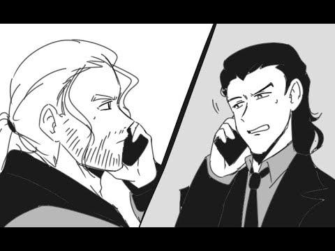 || Thor & Loki ||