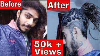 Dreadlocks Hair Styles for Men   Indian Getting Hair Dreadlocks Style   Dreadlocks in India