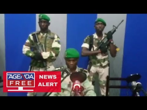 Coup Attempt in Gabon