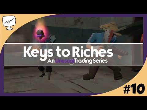 [TF2 2016] Keys to Riches! Getting Everything into Pure Keys! (Ep.10)