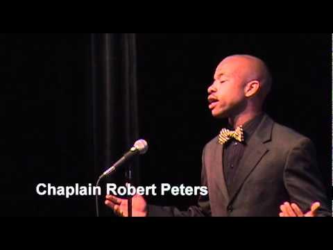 Chaplain Robert  Peters