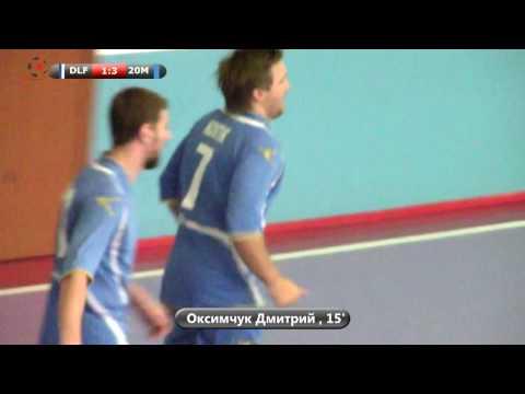 Обзор матча Delphi - 20minut.ua United #itliga13