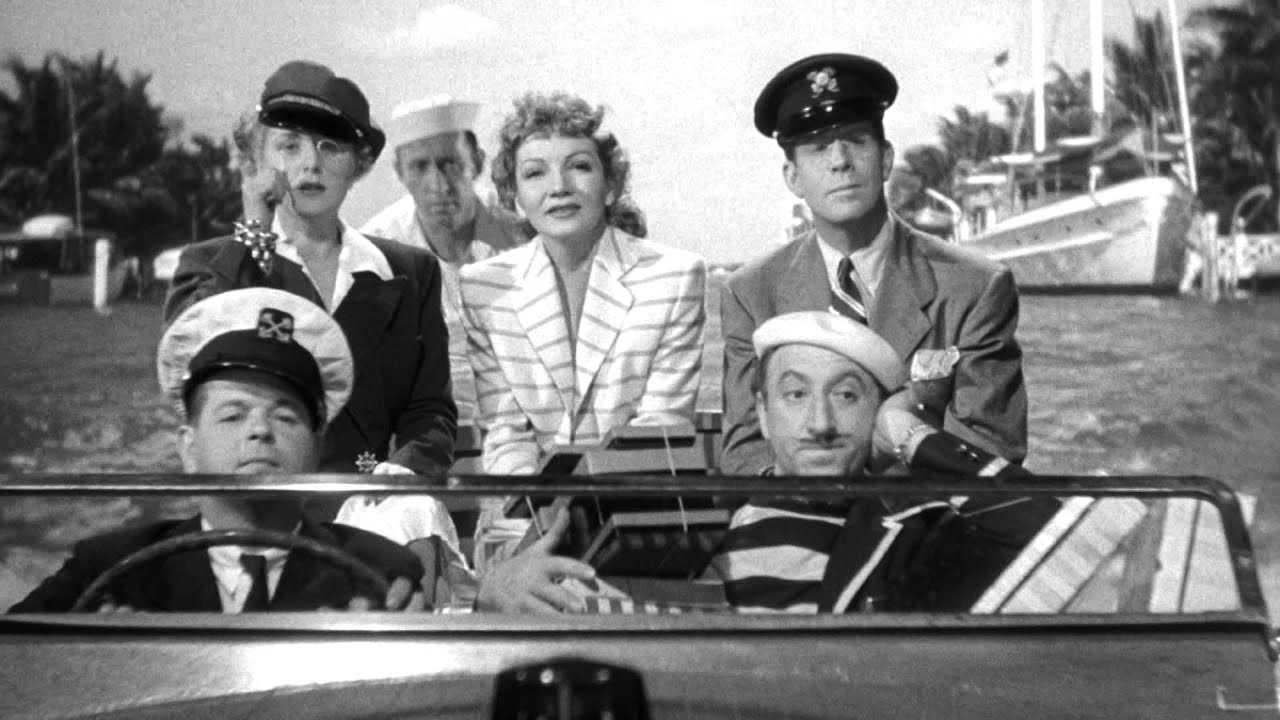 The Palm Beach Story (1942) Comedy, Romance