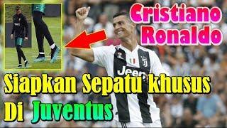WOW!!! Cristiano Ronaldo Siapkan Sepatu Khusus di Juventus