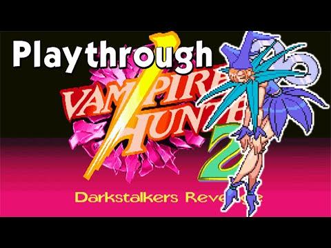Vampire Hunter 2 - Marionette playthrough