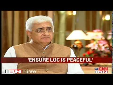 External Affairs Minister's talks to Devil's Advocate on CNN-IBN (January 20, 2012)