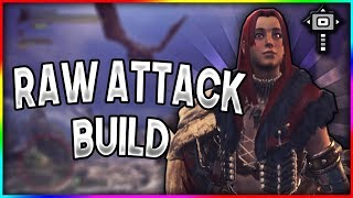 [Monster Hunter World] Highest Damage Hammer Build! | 1500+ Attack