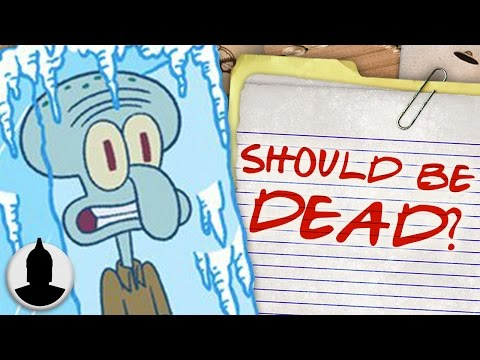 Could Squidward Survive in ICE for 2000 Years? SpongeBob SquarePants Cartoon Conspiracy (Ep. 144)