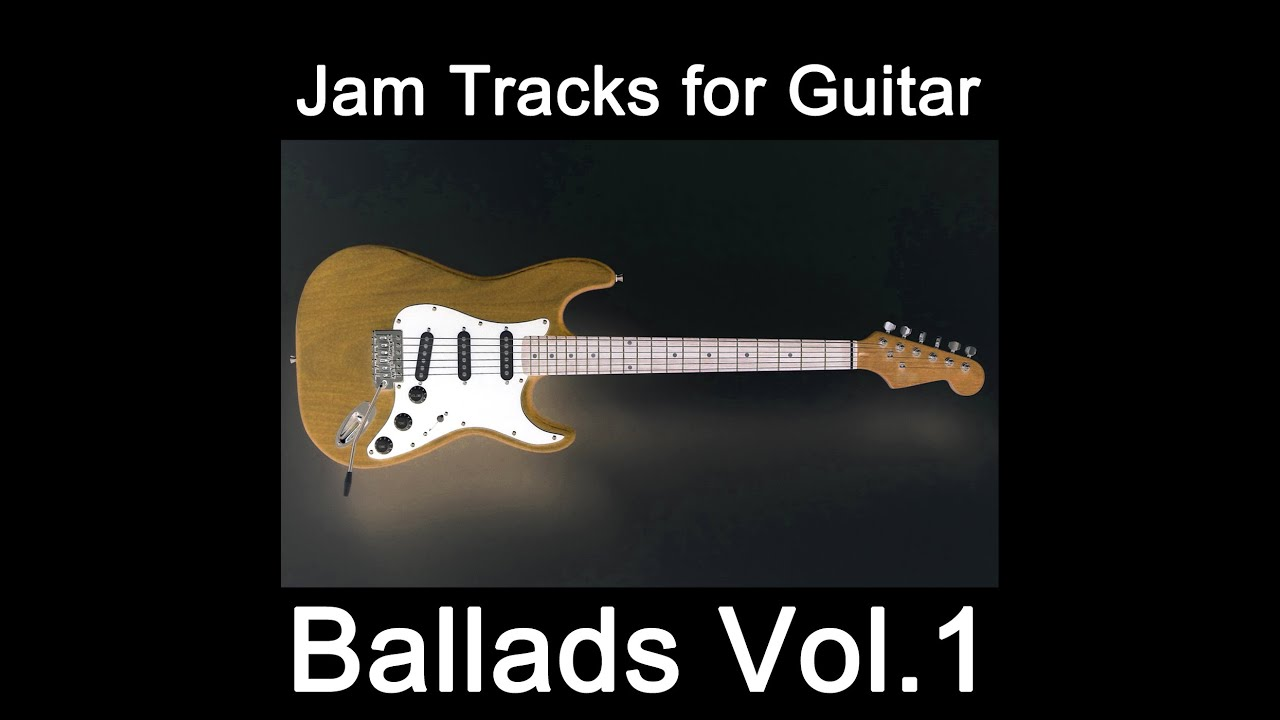 ballads jam tracks download backing tracks for guitar track 1 youtube. Black Bedroom Furniture Sets. Home Design Ideas