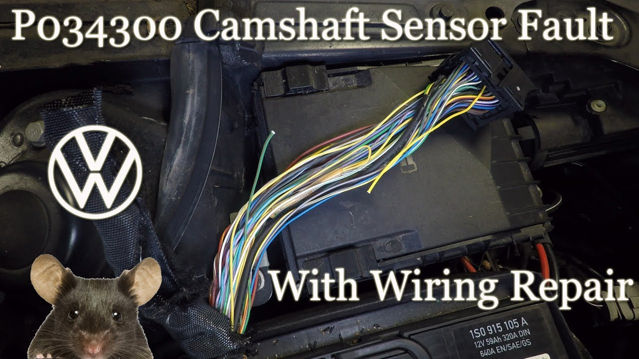 [SCHEMATICS_48YU]  How to read VW Wiring Diagrams (With Camshaft Sensor Example) - VOLKSWAGEN  - YouTube | Vw Beetlecamshaftwiring |  | YouTube
