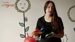 Детское домино для развития мелкой моторики рук/  Дитяче доміно для розвитку дрібної моторики рук