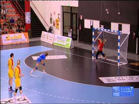 Italia - Fyr Macedonia 27-22 | Qual. Mondiali 2015