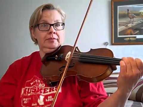 Cajun Fiddle - simplified version
