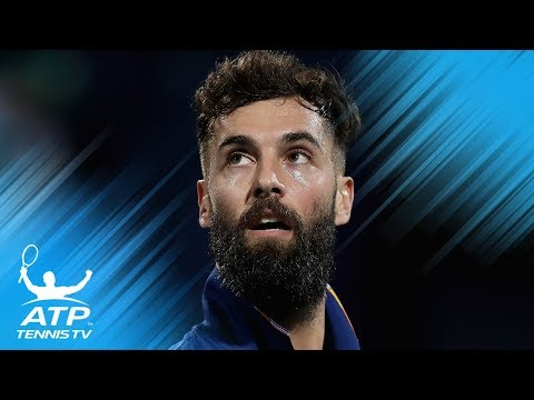 Benoit Paire: Brilliant Shots Highlight Reel