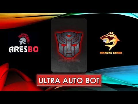 AresBO   Siêu Phẩm Ultra Auto BOT   An Toàn - Hiệu Quả - Lợi Nhuận Cao.