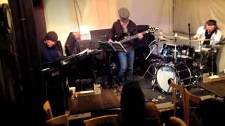2月8日福岡ニューコンボ 梅本バンド オリジナル曲です、