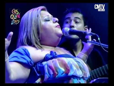 CMTV - Claudia Pirán en Cosquín 2015