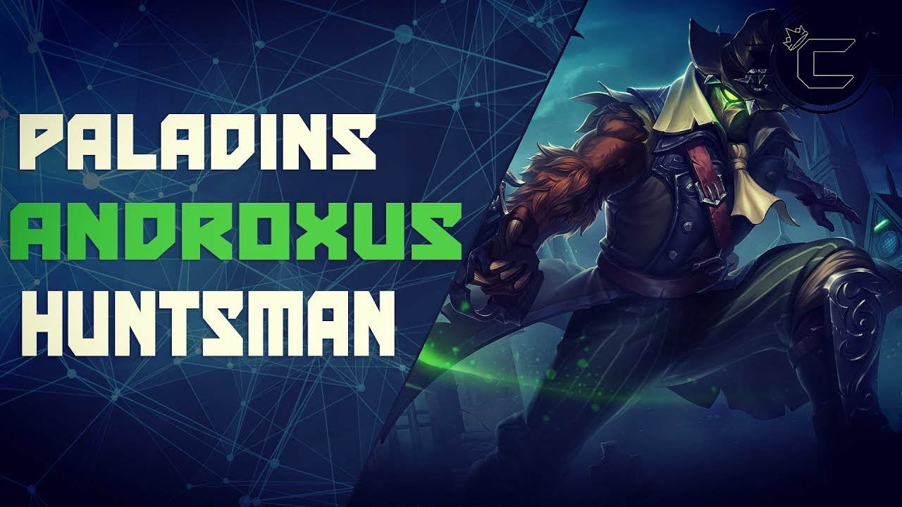 androxus huntsman