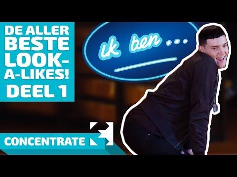 TWERKENDE EMINEM en Nederlandse ADELE ontdekt!  (IK BEN: Part 1) - CONCENTRATE E