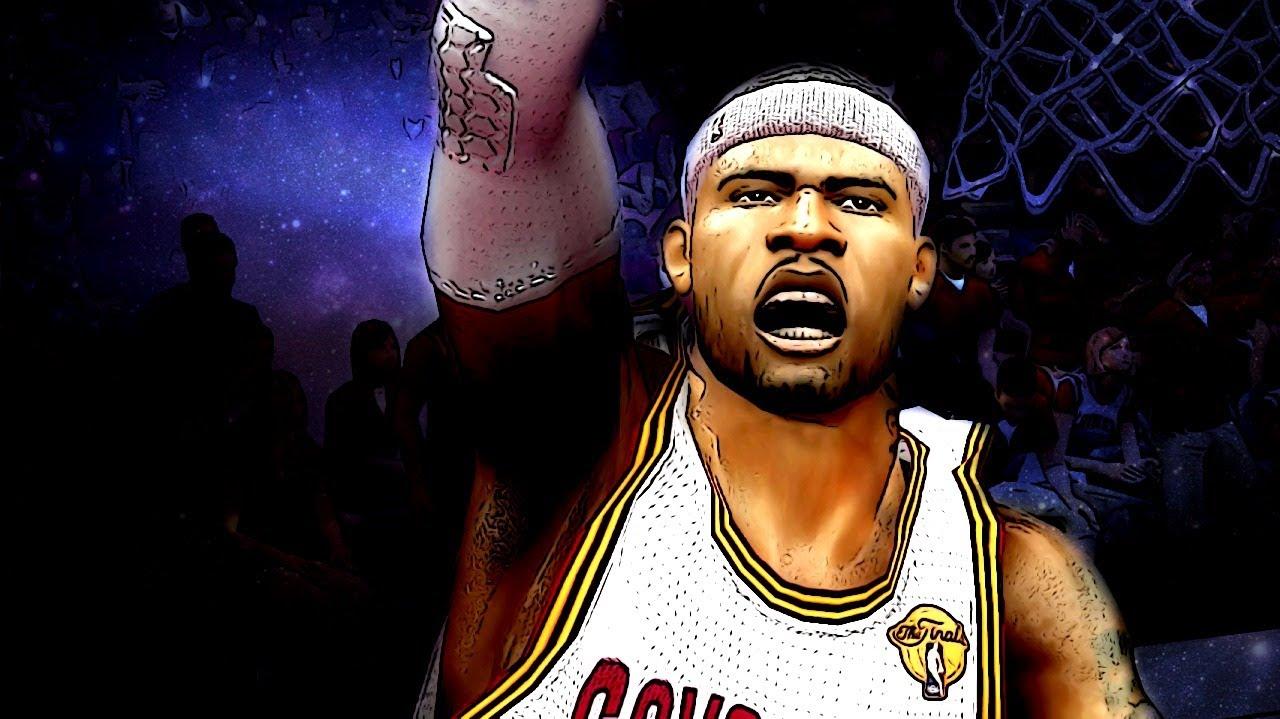 NBA 2k13 MyCAREER Playoffs - WhiteHair Nightmare - NBA Finals Gm 1 vs Kevin Durant & Thunder ...