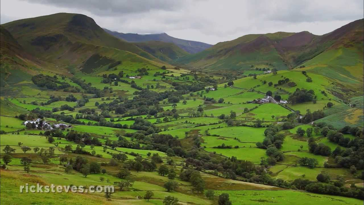 Bien-aimé Lake District, England: Scenic Drive - YouTube XU02