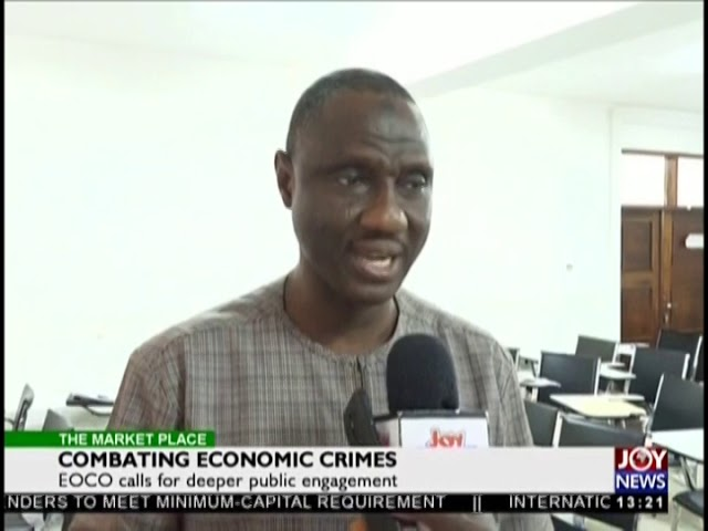 The Market Place on JoyNews (21-11-18)