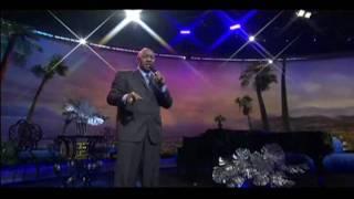 "Pastor Tony Davis Singing ""MY EVERYTHING"" On TBN"