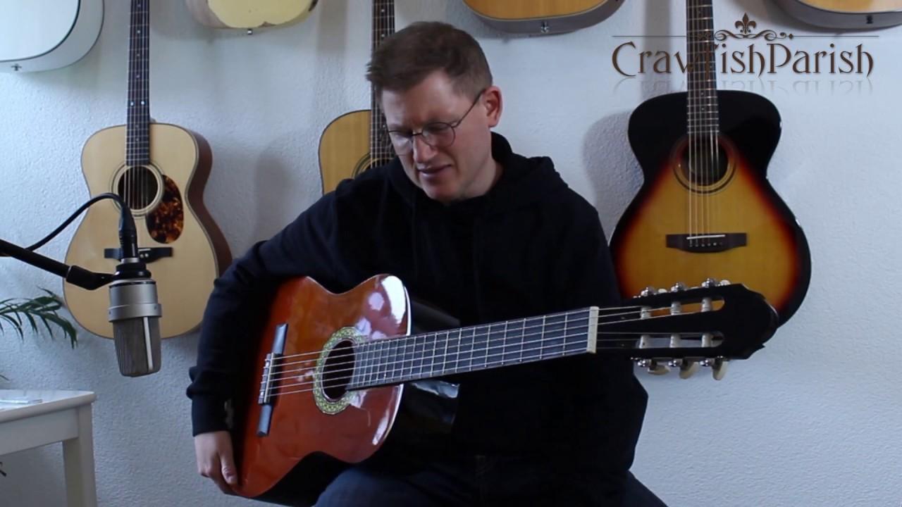Lidl Gitarre