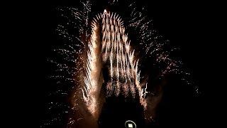 2017台北101跨年煙火 高清 Full HD 全紀錄 2016 to 2017 Taipei 101 New Year Fireworks Show ( by Yimuzic 張義 )