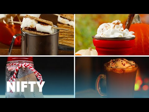 9 Holiday Drink To Make With Your Friends