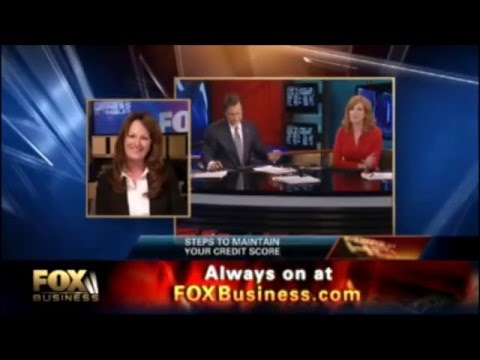 Linda Ferrari on Fox Business News Talking Credit Requiremens in Today's Real Estate Environment