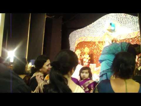 A glimpse of Durga Puja in Birmingham 2011.MP4
