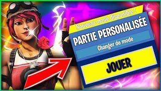 🔴[Live Fortnite FR] PARTIE PERSO +CADEAU 🎁[SOLO/DUO/SQUAD !!|Code Créateur Acros_Squa